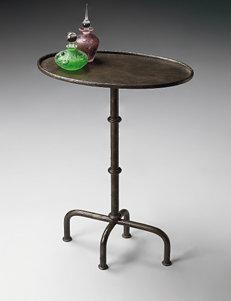 Butler Specialty Company Pedestal Table