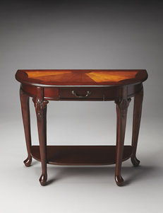 Butler Specialty Co. Plantation Cherry Console Starburst Table