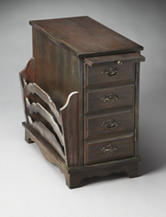 Butler Specialty Co. Dusty Trail Magazine Table