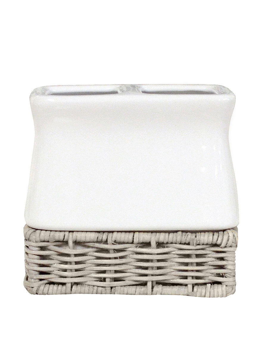 Lamont Home  Toothbrush Holders Bath Accessories
