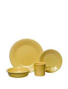 Fiesta® 4-pc. Solid Color Place Setting