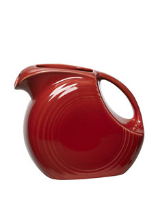 Fiesta Solid Color Large Disk Pitcher