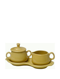 Fiesta 3-pc. Solid Color Sugar & Creamer Set