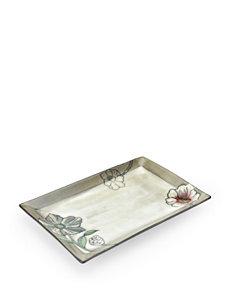 Pfaltzgraff Brown Serving Platters & Trays Serveware