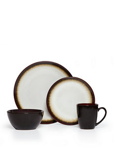 Pfaltzgraff 16-pc. Brown Everyday Lunar Dinnerware Set