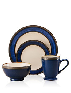 Pfaltzgraff Cobalt Blue Dinnerware Sets Dinnerware