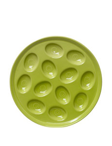 Fiesta Lemongrass Serving Platters & Trays Serveware