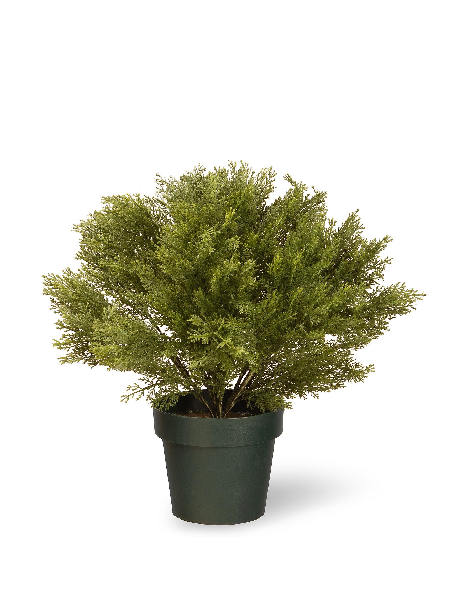 National Tree Company Green Faux Plants Planters & Garden Decor Outdoor Decor