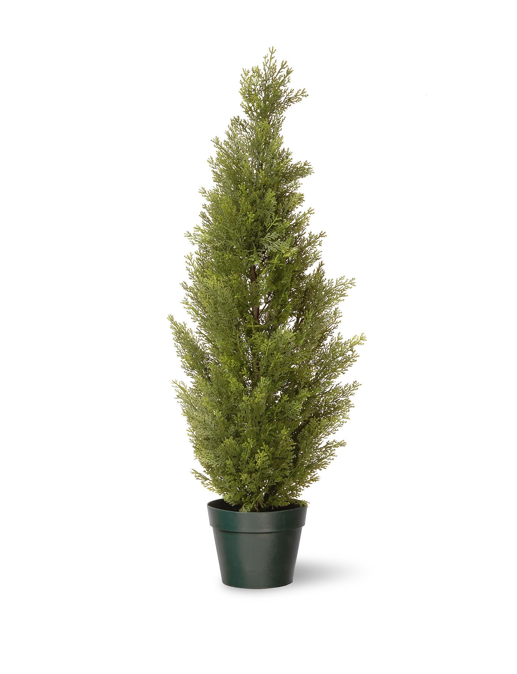 National Tree Company ДУГЛАС в горшочке (литая хвоя РЕ), 122 см, 31EPEDG40/PEDD1-706-40