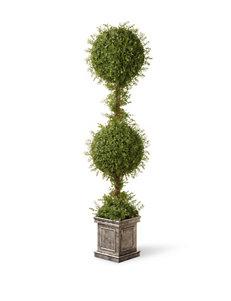 National Tree Company Green Planters & Garden Decor Outdoor Decor