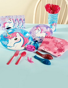 Enchanted Unicorn Basic Party Pack