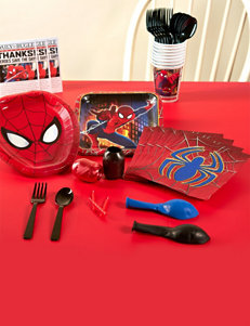 Spider Hero Dream Party Basic Party Pack