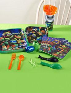 Nickelodeon's Teenage Mutant Ninja Turtles Basic Party Pack