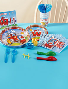 Two-Two Train Basic Party Pack