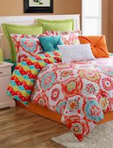 Fiesta® 4-pc. Ava Comforter Set