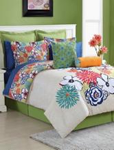 Fiesta® 3-pc. Reversible Lucia Comforter Set