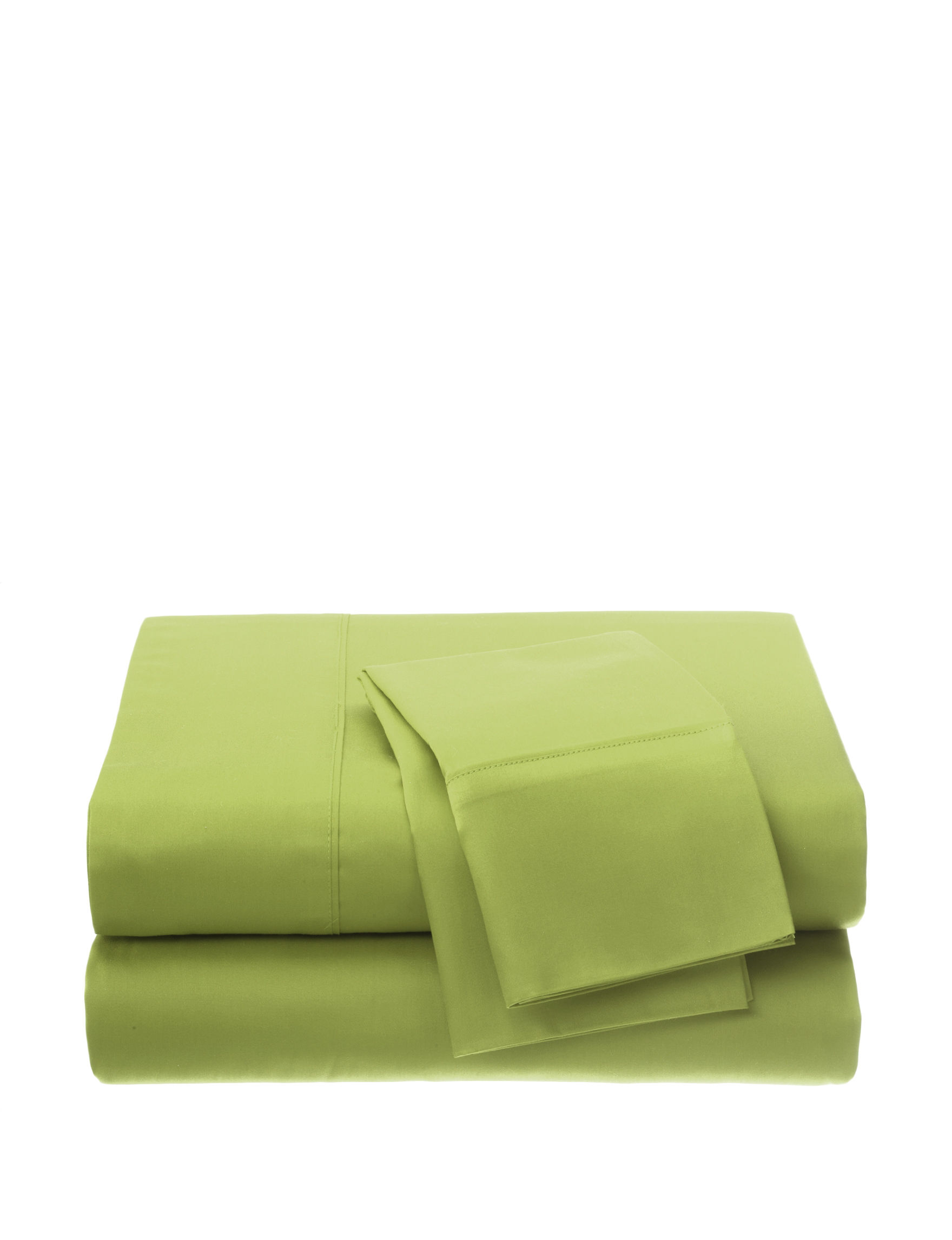 Fiesta Lime Sheets & Pillowcases