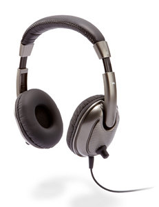 Cyber Acoustics Grey Headphones Home & Portable Audio