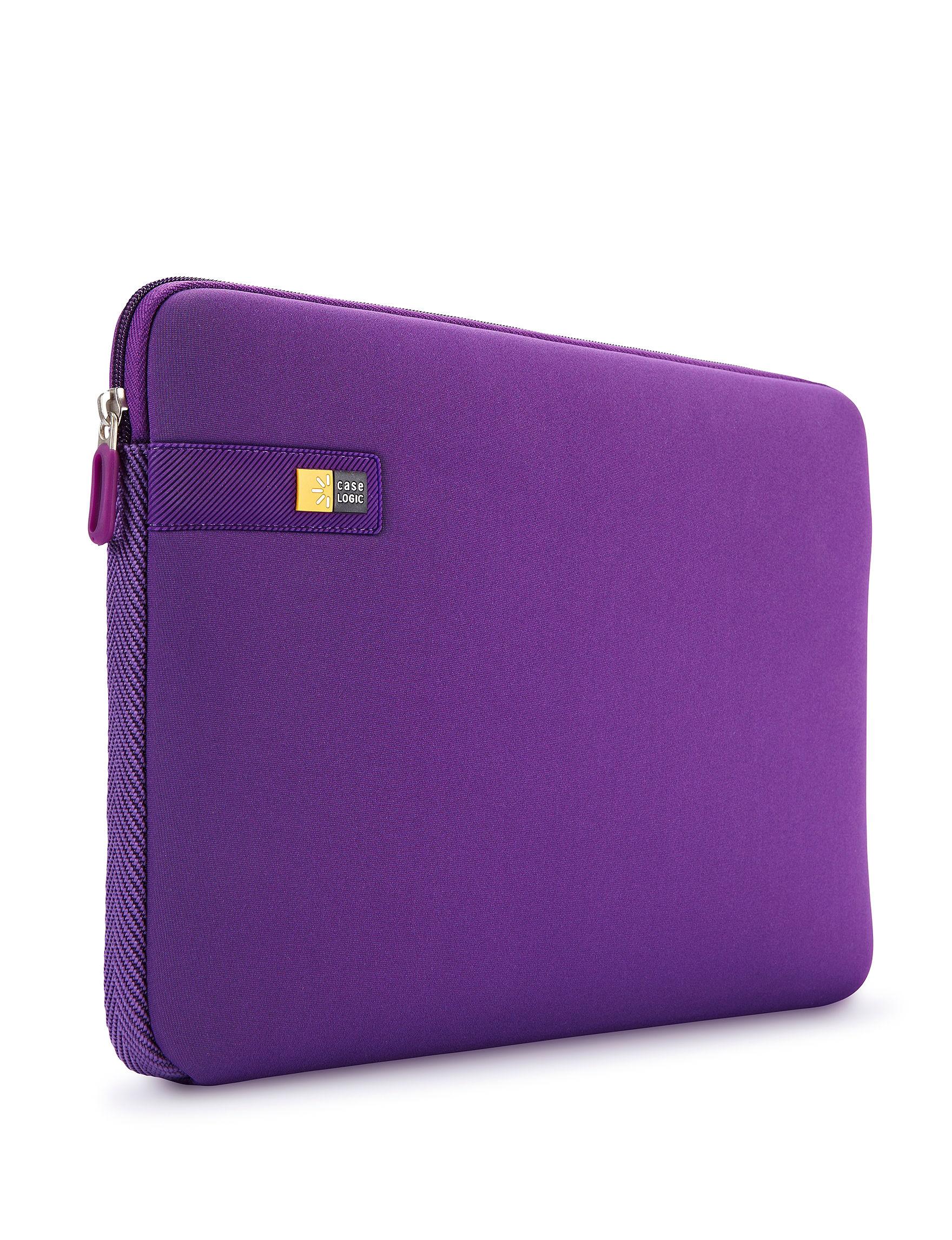 Case Logic Purple Cases & Covers Tech Accessories