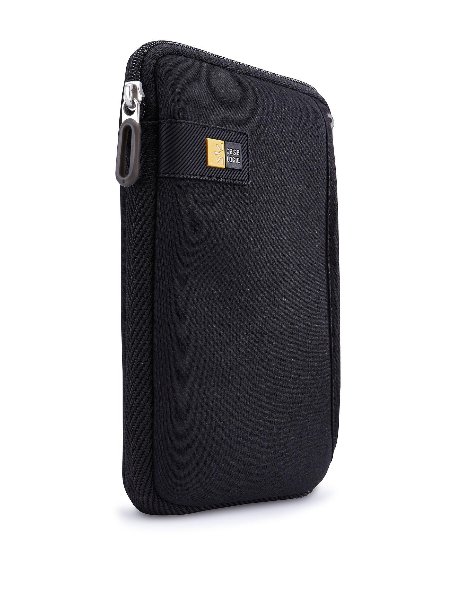 Case Logic Black Cases & Covers Tech Accessories