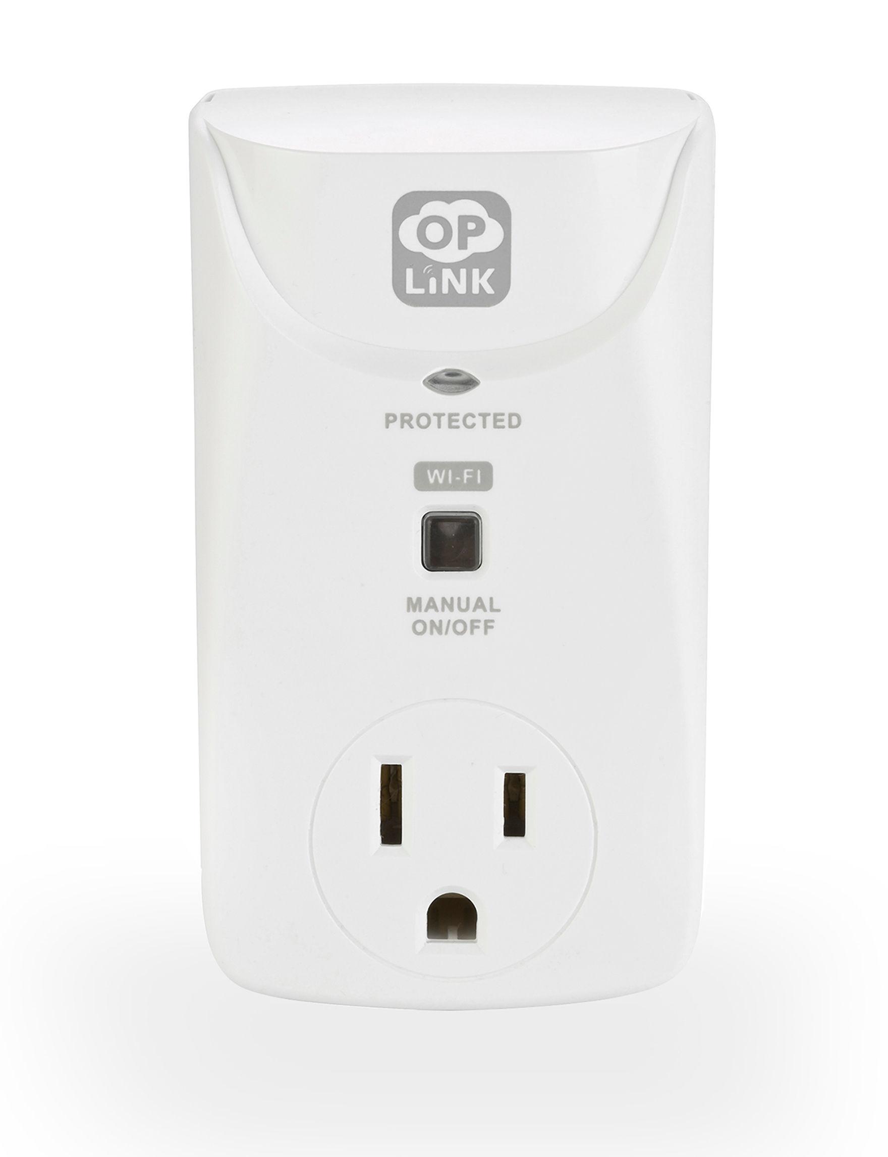 Oplink White Tech Accessories