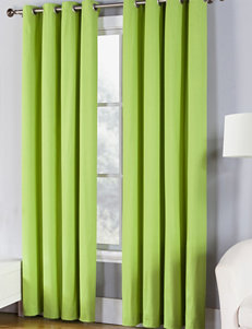 Fiesta Lime Curtains & Drapes