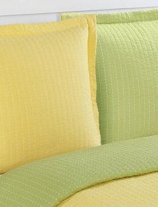 Fiesta Yellow Pillow Shams