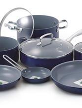 Fiesta® 11-pc. Non-stick Aluminum Cookware Set