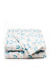 Style Lounge Multicolored Ikat Print Sheet Set