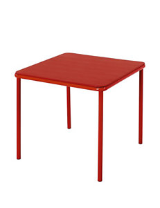 Cosco Red Dining Tables Kitchen & Dining Furniture