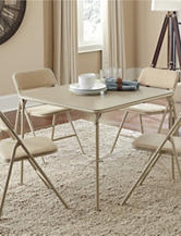 Cosco 5-pc. Table & Chair Set