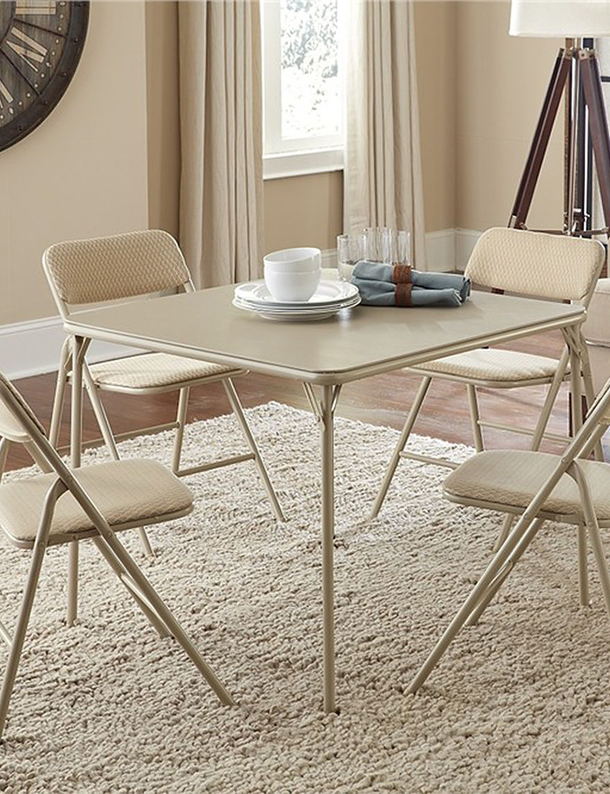 Cosco Tan Dining Room Sets Kitchen & Dining Furniture