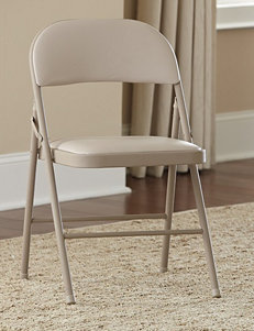 Cosco Tan Accent Chairs Kitchen & Dining Furniture