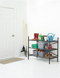 Cosco Black Bookcases & Shelves Entryway Furniture