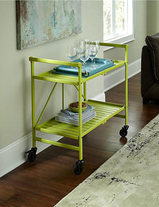 Cosco Lime Kitchen Islands & Carts Kitchen & Dining Furniture