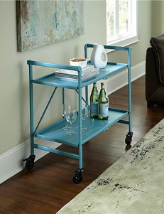Cosco Baby Blue Kitchen Islands & Carts Kitchen & Dining Furniture