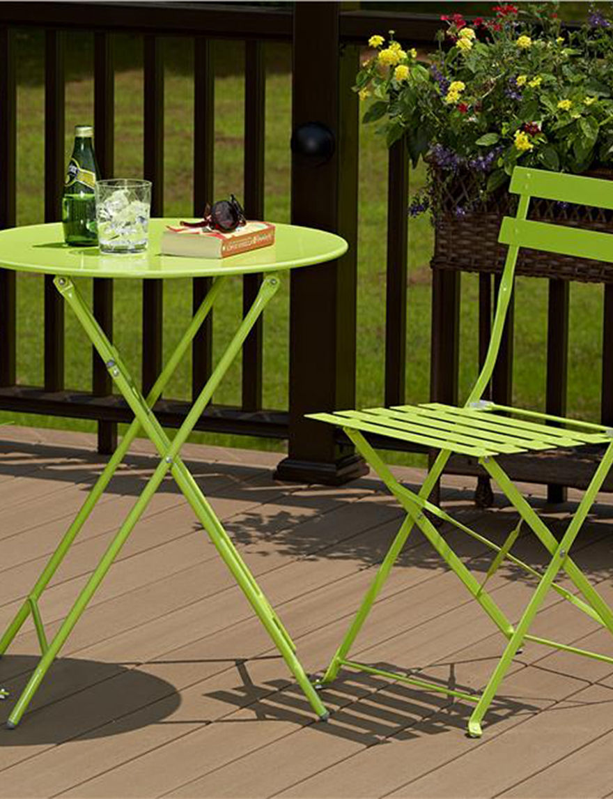 Cosco Lime Green Kitchen Islands & Carts Kitchen & Dining Furniture