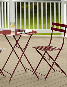 Cosco Crimson Kitchen Islands & Carts Kitchen & Dining Furniture
