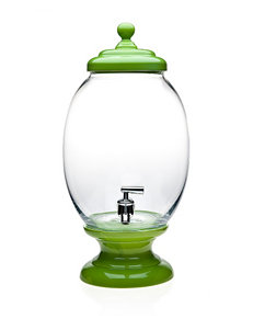 Godinger Green Beverage Dispensers & Tubs Drinkware Outdoor Entertaining