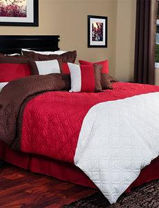Lavish Home Red Comforters & Comforter Sets
