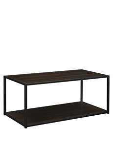 Altra Espresso Coffee Tables Living Room Furniture