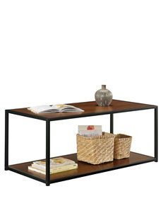 Altra Coffee Table with Metal Frame