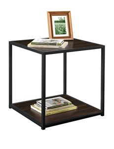 Altra Espresso Accent & End Tables Living Room Furniture