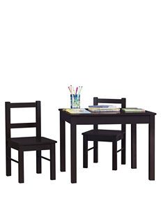 Cosco 3-pc. Hazel Kids Table and Chair Set