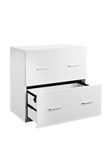 Altra White Filing Cabinets Home Office Furniture