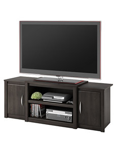 Ameriwood Dark Brown TV Stands & Entertainment Centers Living Room Furniture
