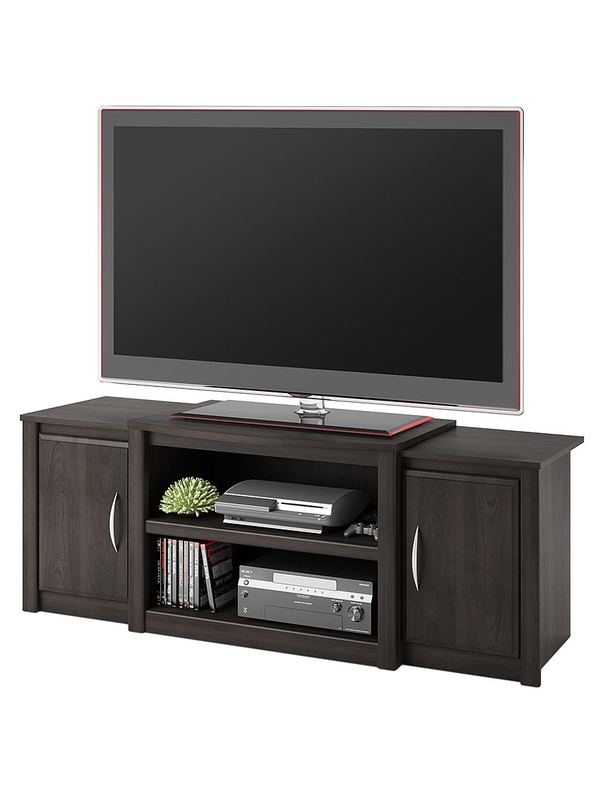 Ameriwood 60 Inch TV Stand With Media Storage