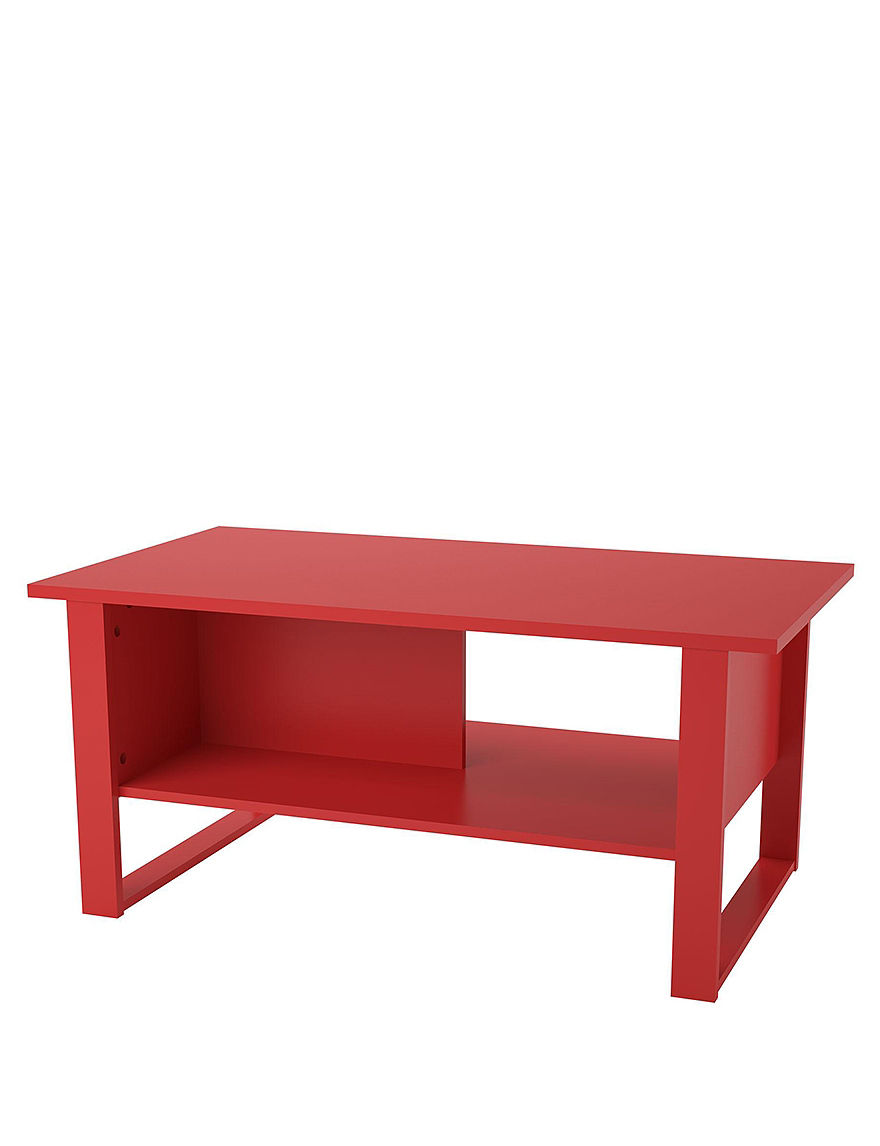 Altra Red Coffee Table Stage Stores