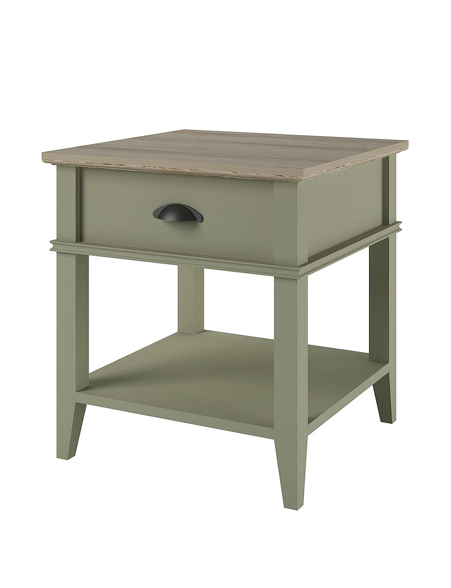 Altra Grey Accent & End Tables Living Room Furniture