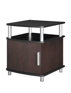 Altra Cherry Finish Accent & End Tables Living Room Furniture